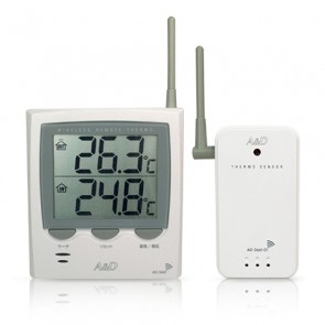 AND AD-5661 Wireless Thermometer