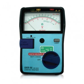 DE-5030 Analog Earth Resistance Tester