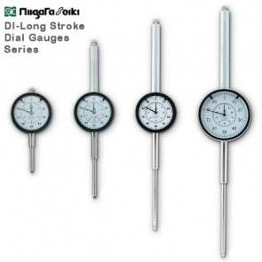 SK Niigataseiki DI-Long Stroke Dial Gauges Series