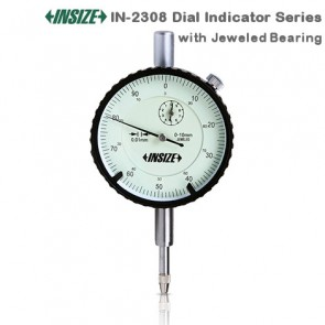 INSIZE IN-2308 Dial Indicator Series with Jeweled bearing