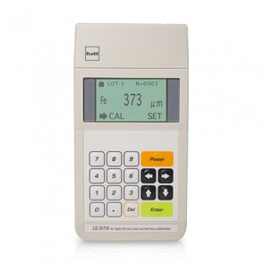 Kett LE-373 Coating Thickness Tester