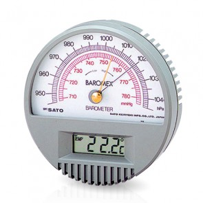 SK-7612-00 Barometer with Digital Thermometer (Barometer)