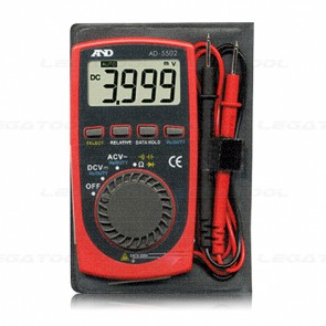 AD-5502 Digital Multimeter 300V