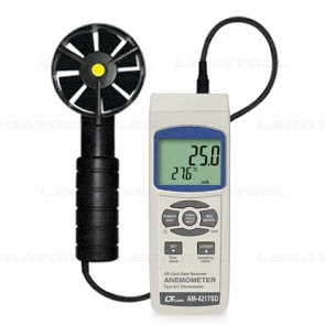 AM-4217SD Anemometer - Vane Type