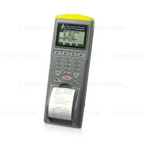 AZ-9881 Temperature Data Logger with printer