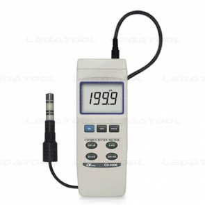 CD-4306 Conductivity Meter - 4 rings probe