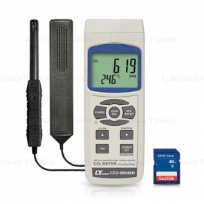 CO2-9904SD CO2 Monitor - SD Card Data Logger