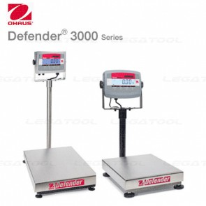 OHAUS Defender® 3000 Series