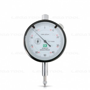 SK Niigataseiki DI-0160SC Dial Gauges with Shock-Proof (0 - 1mm)