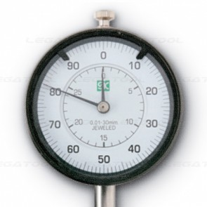 SK Niigataseiki DI-3058 Long Stroke Dial Gauges (0 - 30mm)