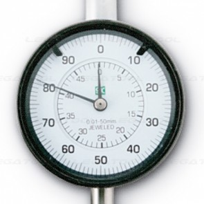 SK Niigataseiki DI-5058 Long Stroke Dial Gauges (0 - 50mm)