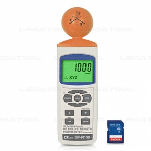 EMF-831SD 3 Axis RF Field Strength Power Meter