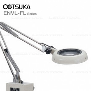 ENVL-FL LED Illuminated Magnifier with Dimmer