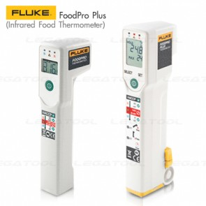 Fluke FoodPro Plus Series Infrared Food Thermometer