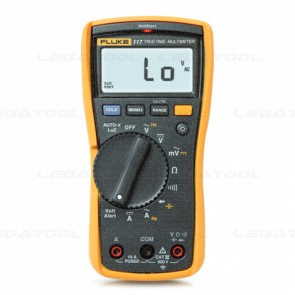 Fluke 117 Electrician's Multimeter with Non-Contact Voltage เครื่องวัดมัลติมิเตอร์แบบไม่สัมผัส