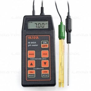 Hanna HI-8424 Portable pH/ORP Meter