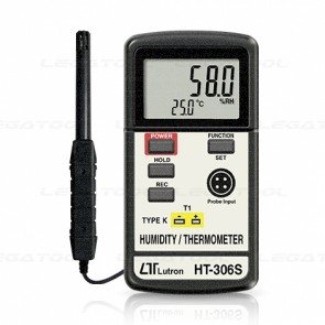 HT-306S Humidity Thermometer