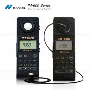 TOPCON IM-600 Series Digital Illuminancemeter เครื่องวัดแสง
