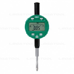 """INSIZE IN-2103-10 Digital Indicator with Rotated Display (12.7mm / 0.5"""")"""