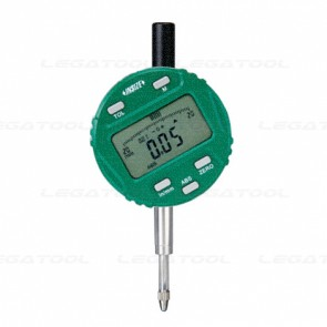 INSIZE IN-2104-10 Digital Indicator with Rotated Display (12.7mm / 0.5