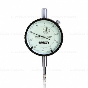 INSIZE IN-2308-10A Dial Indicator with Jeweled bearing (0 - 10mm)