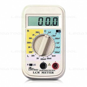 LCR-9063 LCR Meter Pock Type