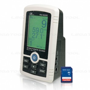 Lutron PM-1063SD Particle Counter