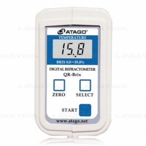 Atago QR Series Digital Suction-Type Refractometer (IP64)