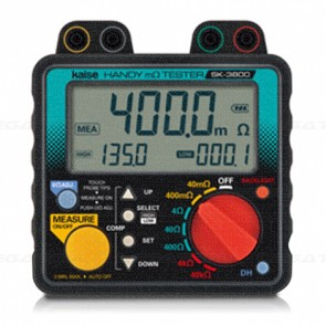 Kaise SK-3800 Handy Milli Ohm Tester