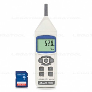 SL-4023SD Sound Level Meter - SD Card Data Logger