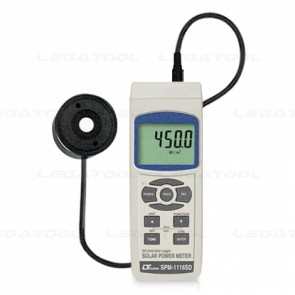 SPM-1116SD Solar Power Meter-SD Card Data Logger