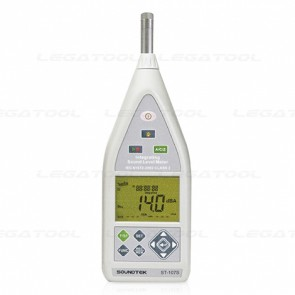 Tenmars ST-107S Integrating Sound Level Meter