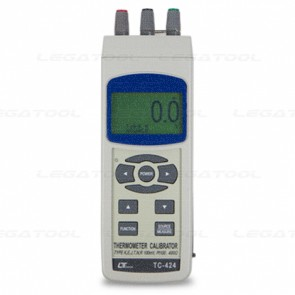 Lutron TC-424 Thermometer Calibrator