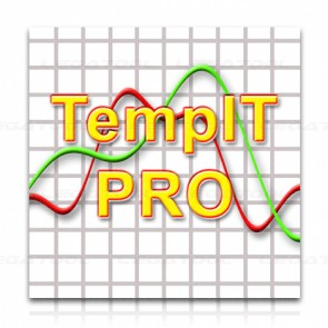 TempIT-PRO Graphical Analysis Software for SL5x Series