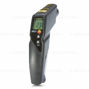 Testo830-T1 Infrared Thermometer with Laser Marking