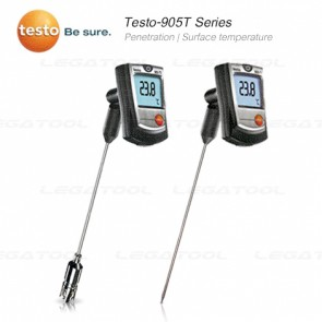 Testo-905-T Series Penetration | Surface temperature