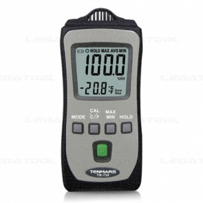 Tenmars TM-730 Temperature & Humidity Meter