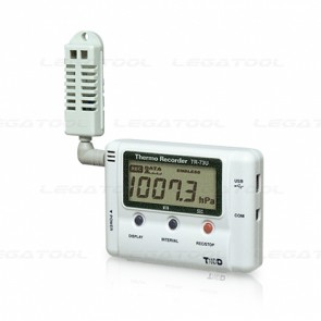 TR-73U Baro/Temperature/ Humidity Data Recorder (Barometer)