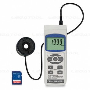 UVA-365SD UVA Light Meter-SD Card Data Logger