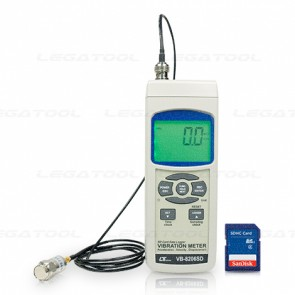 VB-8206SD Vibration Meter - SD Card Data Logger