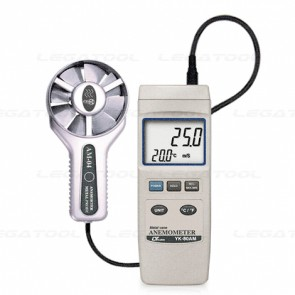 YK-80AM Anemometer - Vane Type