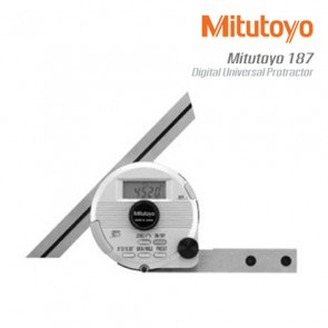 Mitutoyo M-187 Series Digital Universal Protractor