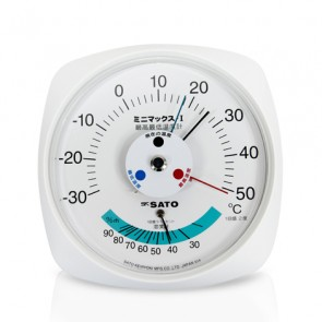 MINI-MAX ThermoHygrometer