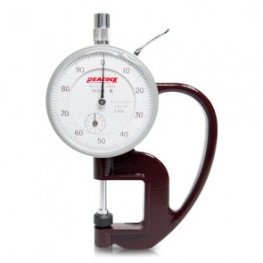 G-0.4N Applied Dial Thickness Gauge