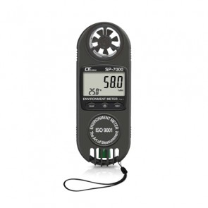 SP-7000 Anemometer and Air Flow 7 in 1