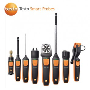 Testo Smart and Wireless Probes