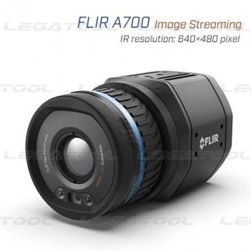 FLIR-A700 กล้องถ่ายภาพความร้อนแบบติดตั้ง Image Streaming Type (Advanced) | 640×480 pixel