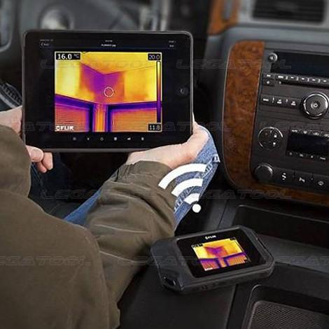 FLIR C3 Compact Thermal Imaging System