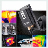 FLIR AX8 Facility Thermal monitoring system | IP67