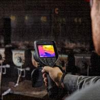 FLIR E85 Advanced Thermal Imaging Camera (384×288 Pixels)